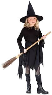 girls witchy witch costume buycostumes com