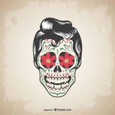 greaser skull bing images tattoos pinterest greaser