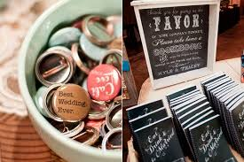 useful wedding favors 16 unique wedding favor ideas everafterguide