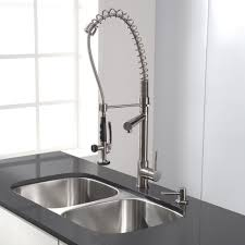 best stainless steel kitchen faucets awesome best quality kitchen faucets with commercial single handle