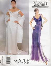 vogue patterns from the past