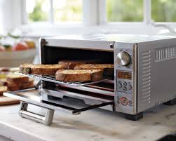 What To Use A Toaster Oven For Breville Mini Smart Toaster Oven Williams Sonoma