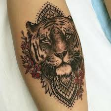 50 really amazing tiger tattoos for and