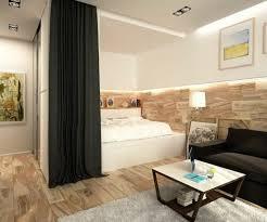 separation chambre salon la séparation de pièce amovible optez pour un rideau