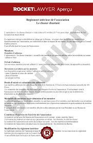 association bureau conseil d administration règlement intérieur association