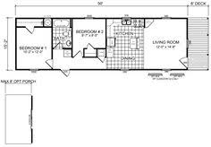Http Www Anninvitation Com Tag 16x40 Cabin Floor Plans 16 X40 16 X 50 Floor Plans