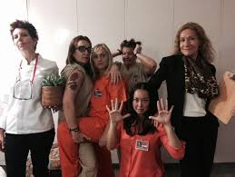 Oitnb Halloween Costumes Halloween 2014 U2013 Orange Black Guide Hog