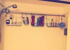 Bathroom Shower Storage Ideas Diy Bathroom Shower Storage Pkgny