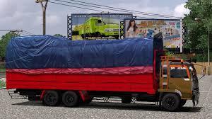 mitsubishi fuso truck mitsubishi fuso v2 ets2 by smt mod ets2 truck