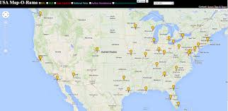 Interactive Map Of Usa by Image Gallery Interactive Google Map Usa