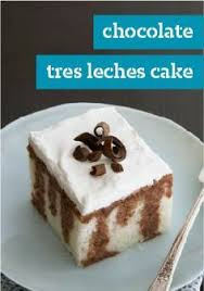chocolate tres leches cake recipe powder twists and classic