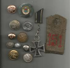 ww1 german items 91st division vet spoils of war u s militaria
