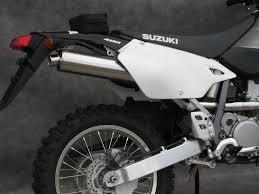 suzuki drz400 staintune stainless steel sports muffler exhaust
