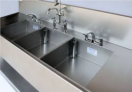 Undermount TripleBowl Kitchen Sink Latest Kitchen Ideas - Triple sink kitchen