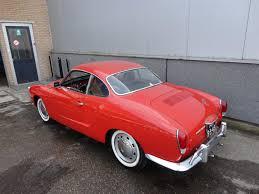 karmann ghia volkswagen karmann ghia coupé joop stolze classic cars