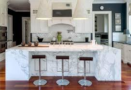 white marble kitchen island backsplash with white cabinets 11 marble slab kitchen island
