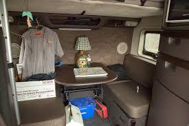 Truck Sleeper Interior Semi Truck Sleeper Cab Interior Tdprojecthope Com