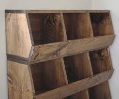 Storage Bins For Shelves by Best 25 Vegetable Storage Ideas Only On Pinterest Onion Storage