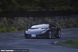 Lamborghini Gallardo Huracan - the ultimate test hakone turnpike vs lamborghini huracán