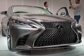 lexus ls interior 2018 2018 lexus ls 500 review first impressions and photo gallery
