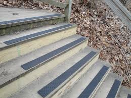 outdoor non slip treads stair non skid stair treads for applying