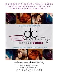 d c beauty cut u0026 color studio hair stylists 1920 e apache blvd