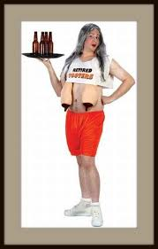 Ridiculous Halloween Costumes Retired Hooters Waitress Costumes Hooters Waitress