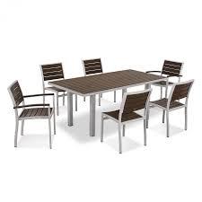 polywood euro 7 piece dining set