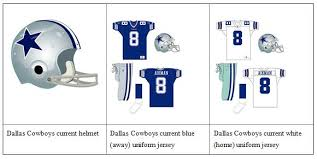 Cowboys Jersey Thanksgiving Dallas Cowboys Uniforms The Boys Are Back