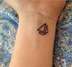 70 beautiful minimalist tattoos that are tiny small but