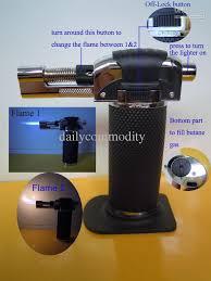 butane torch won t light 2018 windproof soldering gun welding torch refillable butane gas