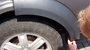 nissan qashqai wheel arch trim how to remove wheel arches on a land rover discovery 3 lr3 youtube