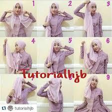 tutorial hijab paris ke pesta 15 cara berhijab modern terbaru 2016 remaja update remaja update