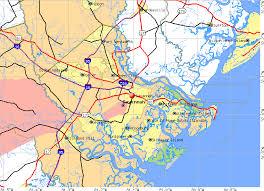 charleston sc zip code map maps update 10331277 tourist map of charleston sc map of