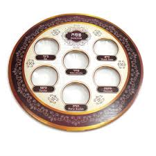 passover plate passover gifts seder plates cardboard disposable seder plate