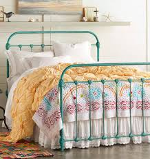 Turquoise Bed Frame Furniture Everything Turquoise The Princess And The Pea