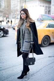 matching set tweed matching set