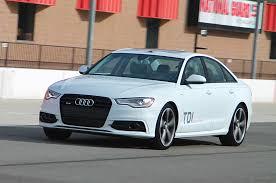 audi the car 2014 audi a6 tdi test motor trend
