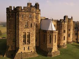 castles of northumberland