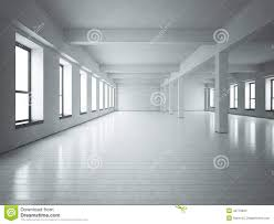 loft space white concrete stock photo image 45779634