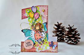 lightbox creative ideas 1st birthday baby card