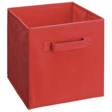 make storage ottoman closetmaid cubeicals 11 in h x 105 w d