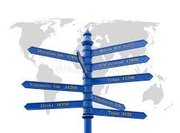 world traveller images World traveller stock illustration illustration of signpost jpg