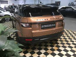 land ro second hand land rover range rover evoque sold going to hull for
