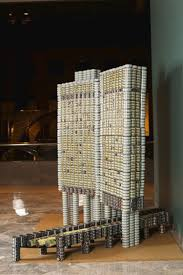 canstruction exhibit in nyc archdaily