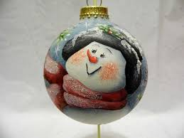 242 best painted glass ornament images on