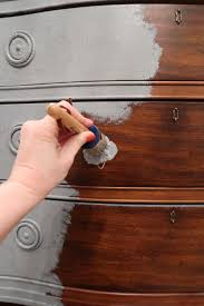 can chalk paint be used without sanding yes you can use chalk paint stain porch daydreamer