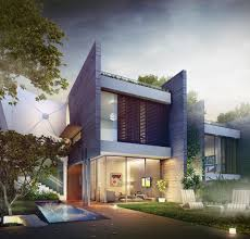 Modern Bungalow House Plans Shaped Modern Bungalow