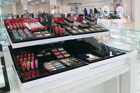 shiseido siege social counter units array