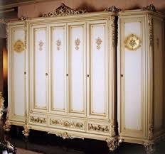 antik schlafzimmer barock kleiderschrank 6türig schlafzimmer antik stil vp77006